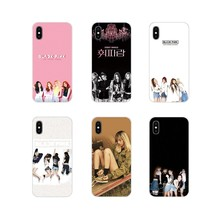 Blackpink Wallpaper Accessories Phone Shell Covers For Apple