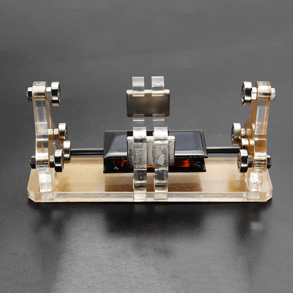 High Quality Horizontal Double-sided Magnetic Levitation Suspension Solar Motor