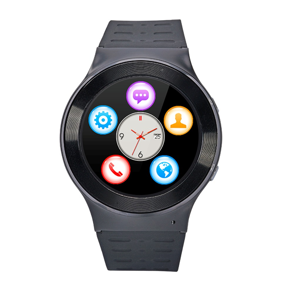 Moveski S99 3G Smartwatch Phone WIFI Bluetooth with Pedometer Heart Rate for Android Support Sim-card zgpax s99 3g android 5 1 smartwatch phone black