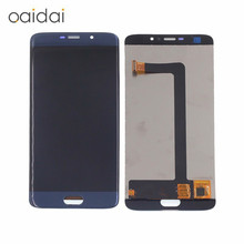 LCD Display Touch Screen For Elephone S7 Mobile Phone Lcds Digitizer Assembly Replacement Parts With Free Tools 5.5 inch