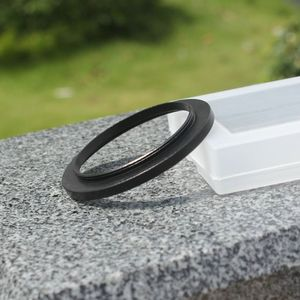 Image 3 - 스테레오 현미경 접안 렌즈 필터 액세서리 용 M42 커플 링 어댑터 링에 검은 색 내구성 알루미늄 합금 M48