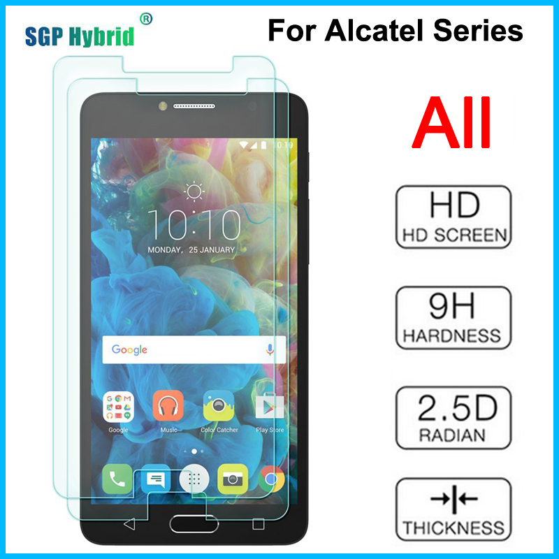 High Responsivity Ultra-Thin 9H Hardness 2.5D Round Edge Anti-Strike Tempered Glass Screen Protector Film for Samsung Galaxy J7 SM-J700T T-Mobile Phone
