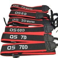 カメラショルダーストラップ刺繍ストラップのショルダーストラップキヤノン 60D/550D/600F/650D/6D /7D/5D2/5D3/50D カメラ