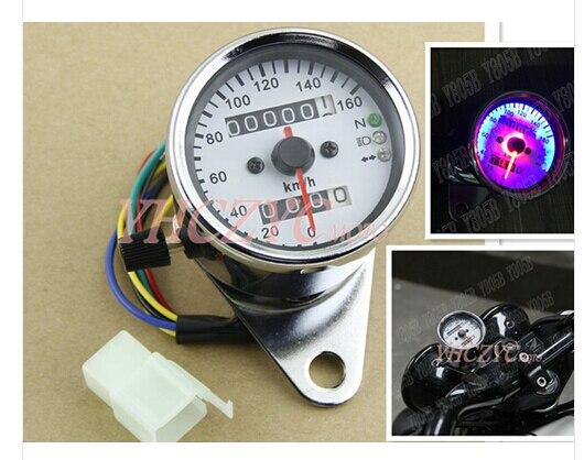 led speedometer gauge tachometer for harley davidson