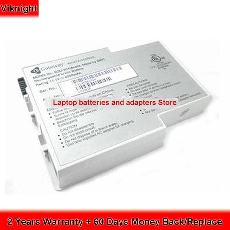 M405 Battery for GATEWAY SQU-204 6500791 6500792 6500793 6500794 Laptop 14 8v 2600mah original squ 1201 laptop battery for hasee q480s un43 un45 un47 cqb 924 squ 1202 916t2203h 916t2232h 916q2203h