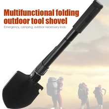 Multi-function Military Portable Folding Camping Shovel