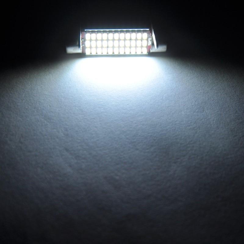 2 PCS C5W Interior Luzes Led 3014 18 27 30 33 smd 12 V Canbus Sem - Faróis do carro - Foto 6