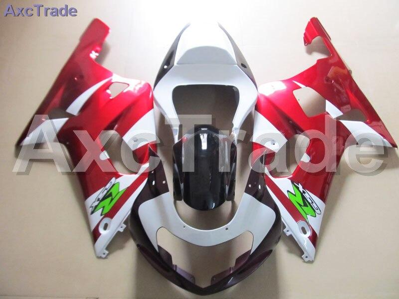 Moto Motorcycle Fairing Kit For Suzuki GSXR GSX-R 600 750 GSXR600 GSXR750 2001 2002 2003 K1 ABS Plastic Fairings fairing-kit D81 motorcycle fairing kit for suzuki gsxr gsx r 600 750 gsxr600 gsxr750 2001 2002 2003 k1 fairings kit high quality abs plastic d54