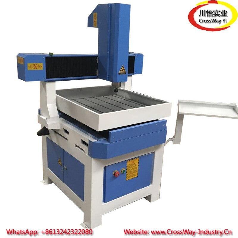 Routeur de CNC pour la gravure de marbre pierre métal