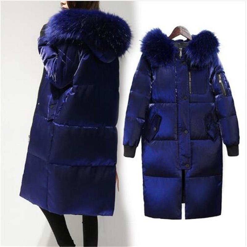 918ebc52a Winter Jacket Women Winter Coat Women Plus Size 5XL Long Parka Lux...