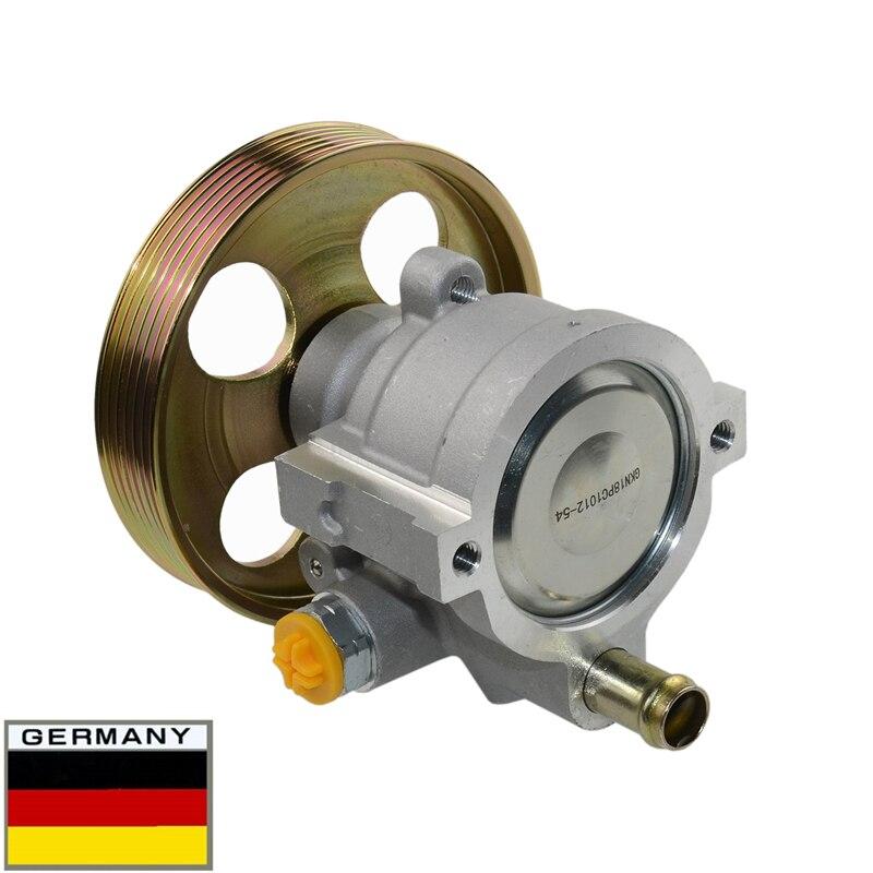 AP02 New Power Steering Pump For Renault Master MK2 Trafic Avantime Espace MK4 Laguna Vel Satis