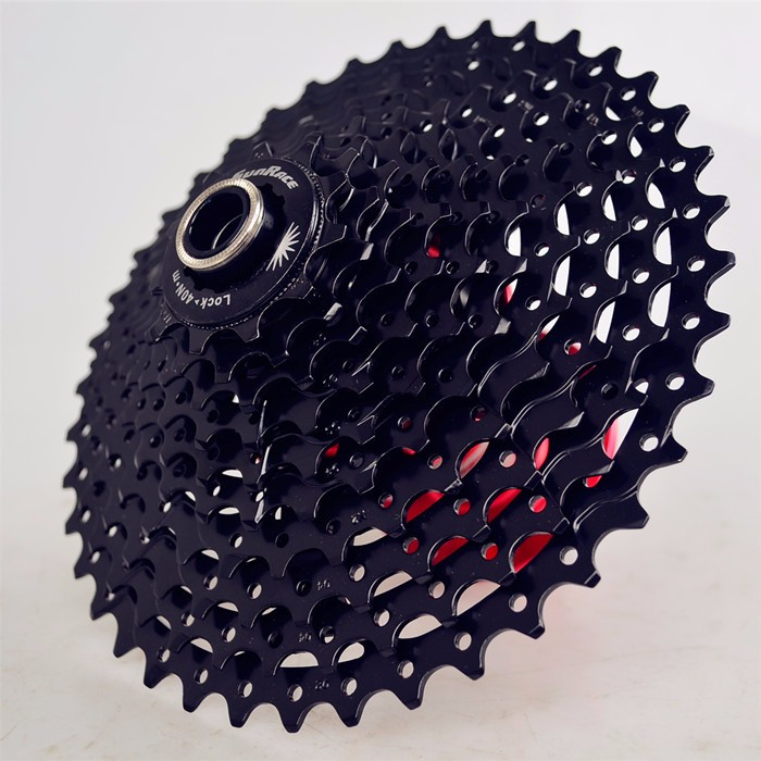 SunRace mountain bicycle Cassette 10 Speed bike bicycle mtb freewheel 11-40t 11-42T