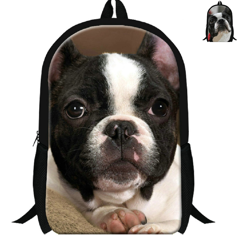 Aliexpress.com : Buy children puppy school bags cute 3D dog ...