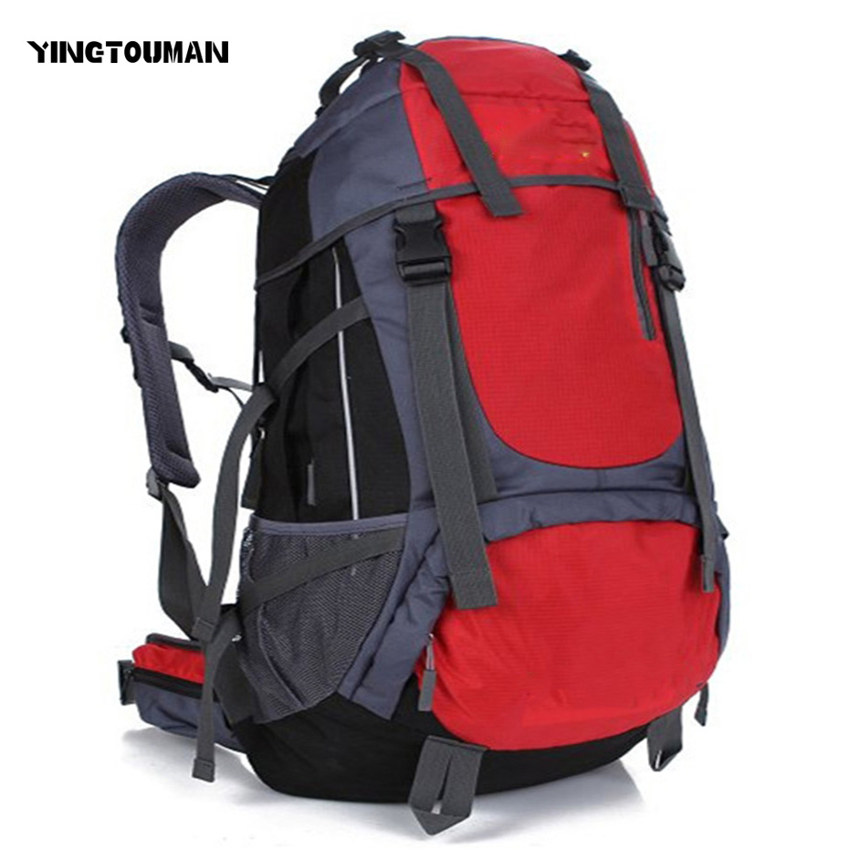 YINGTOUMAN  Sport Bags Climbing Camping Mountaineering Sports Backpack Outdoor Hiking Ultra-light Backpacks Bag For Women Men rrax 40l outdoor waterproof men s hiking backpacks multifunctional mountaineering camping hiking climbing backpack trekking bag