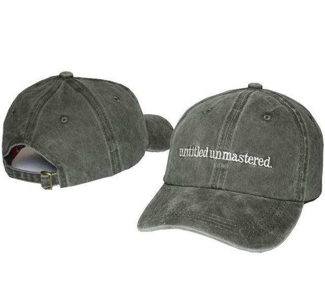 fd673bb728 2018 new baseball cap Untitled Unmastered. Embroidery hip hop Dad Hat Rap  Brand Baseball Cap men women summer snapback cap hat