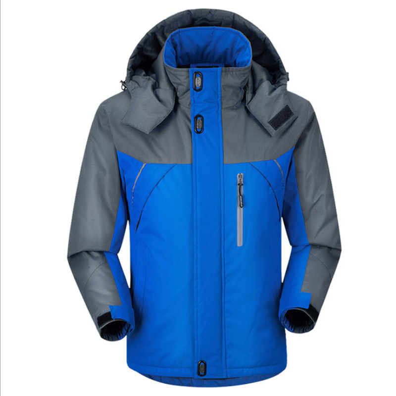 Waterproof windproof fishing jacket softshell jacket men for Waterproof fishing jacket