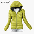 2017 New Brand Fashion Hooded Parkas Winter Female Jacket Women Clothing Winter Coat Black Overcoat Women Jacket 538TN