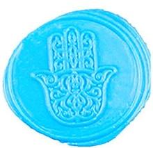 Vintage Fancy The Hamasa hand Custom Picture Logo Wedding Invitation Wax Seal Sealing Stamp Sticks Spoon Gift Box Set Kit