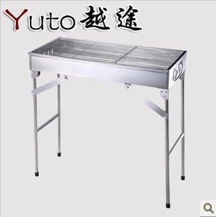 Large stainless steel bbq grill charcoal outdoor portable - Portable dishwasher stainless steel exterior ...