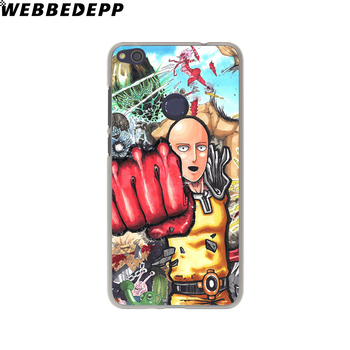 WEBBEDEPP Anime Bleach One Punch Man design Phone Case for Huawei P20 Pro smart P10 P9 Lite 2016/2017 P8 Lite 2015/2017 Cover 1