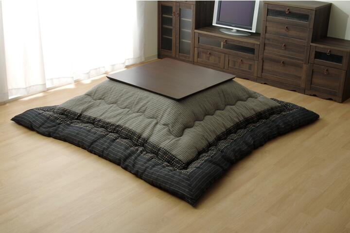 2pcsset square japanese futon set comforter for kotatsu table futon