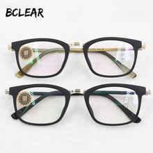 5c8d3ea4342 BCLEAR Most popular unisex acetate optical frame fashion hot style  eyeglasses for men and women new arrival 16902