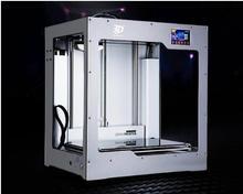 2019 Большой размер! JennyPrinter4 X340 одинарный или двойной экструдер, полностью закрытый корпус с двумя автоматический уровень 3D-принтеры набор «сделай сам» для Ultimaker 2 UM2 + Расширенная