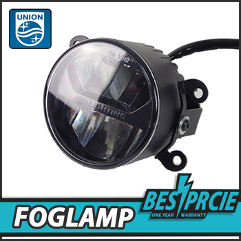 Estilo de coche, lámpara LED antiniebla para Honda Ranger DRL, Luz antiniebla DE con certificado Emark, cambio automático de haz Alto y Bajo