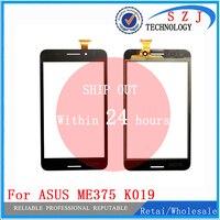 Neue 7 ''zoll Für ASUS ME375 K019 touchscreen panel FE375CG FE7530CXG Digitizer Glass Sensorwechsel Kostenloser versand sensor panel touch screen for asusinch touch screen -