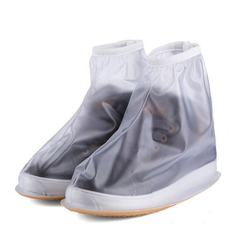 WHEEL UP 2017 New PVC+rubber sole cycling shoe covers waterproof rainproof overshoe overschoenen wielrennen bicycle equipment