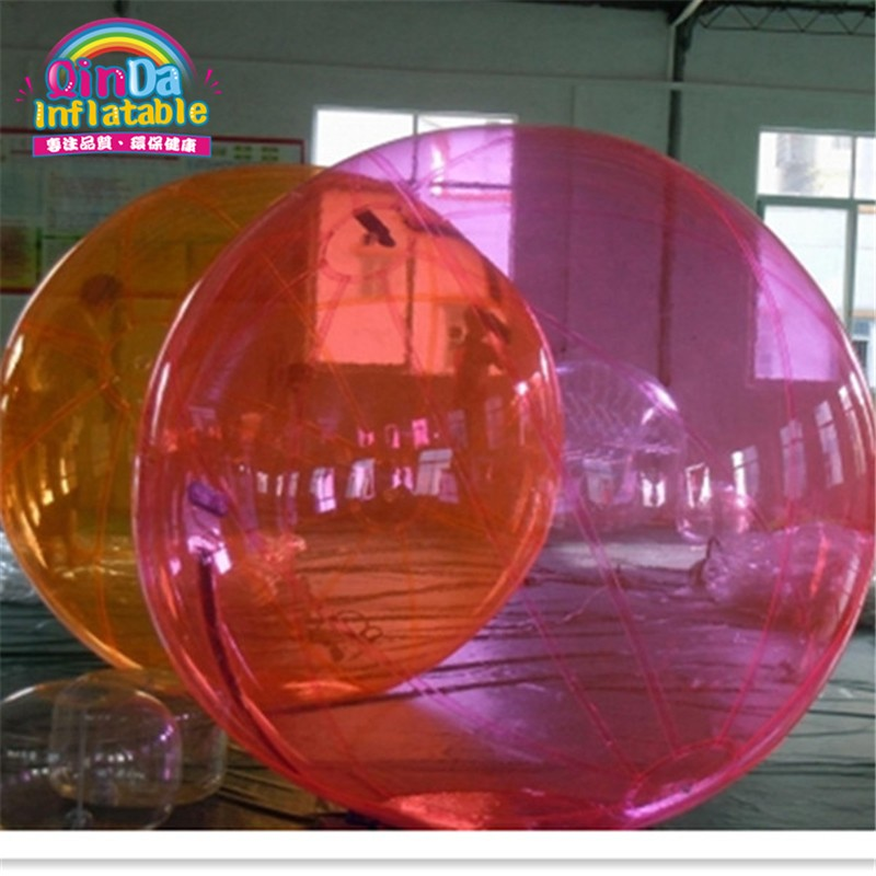 Inflatable water ball04