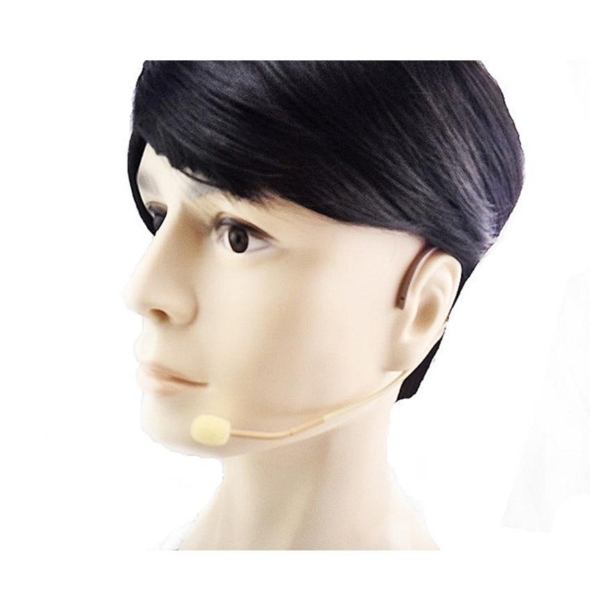 Profesyonel 2 pics Kulaklık Konak Mikrofon Earclip Shure Kablosuz - Taşınabilir Ses ve Görüntü - Fotoğraf 5