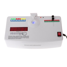 Optical Lens Anti-radiation Ultraviolet Ray UV Tester Detector Measurer 13B 220V italline ox 13b white