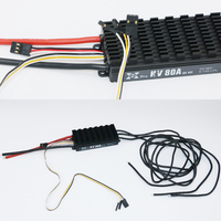 1pcs Hobbywing XRotor Pro Series 80A HV Electronic Speed Controller For Multicopters XRotor Pro 80A HV