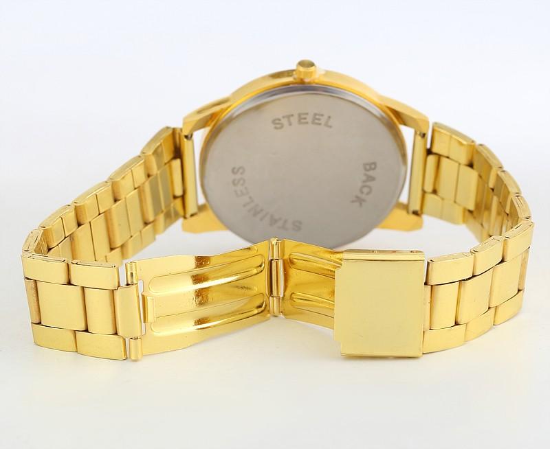 Sportuhr Damen Rosegold : Damen uhr uhren frauen quarz reloj mujer uhr genf rose gold uhr