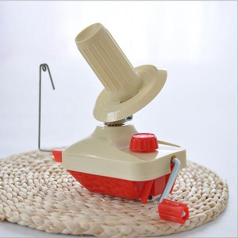 Vivila Manual Wool String Ball Winder Yarn Winding Machine for Swift Yarn Fiber Ball