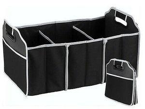 Image 5 - حقيبة منظم جديدة قابلة للطي لحمل السيارات منظم للتخزين والتسوق