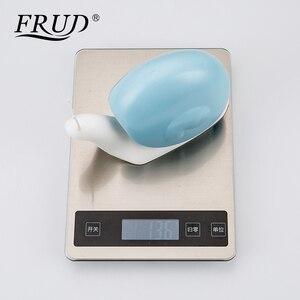 Image 5 - FRUD Snail shape Soap Dispenser Cosmetics Bottles Bathroom Hand Sanitizer Shampoo Body Wash Lotion Bottle Empty Bottle Bottle