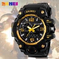 Skmei Brand New Men Watch 1155 Fashion Digital Sport Watches Waterproof Multi Functional Wristwatch Relogio Masculino