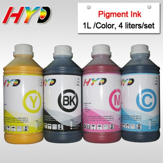 Waterproof Anti UV Pigment Ink For Epson B 510DN 500 Business Color Inkjet