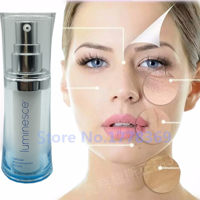 New!US origin Jeunesse Luminesce Cellular Rejuvenation Serum 15mL anti aging serum wrinkle Scar removal Instantly Ageless Series