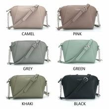 DAVIDJONES women messenger bags pu leather female crossbody bags small lady chain shoulder bag girl brand handbag drop shipping