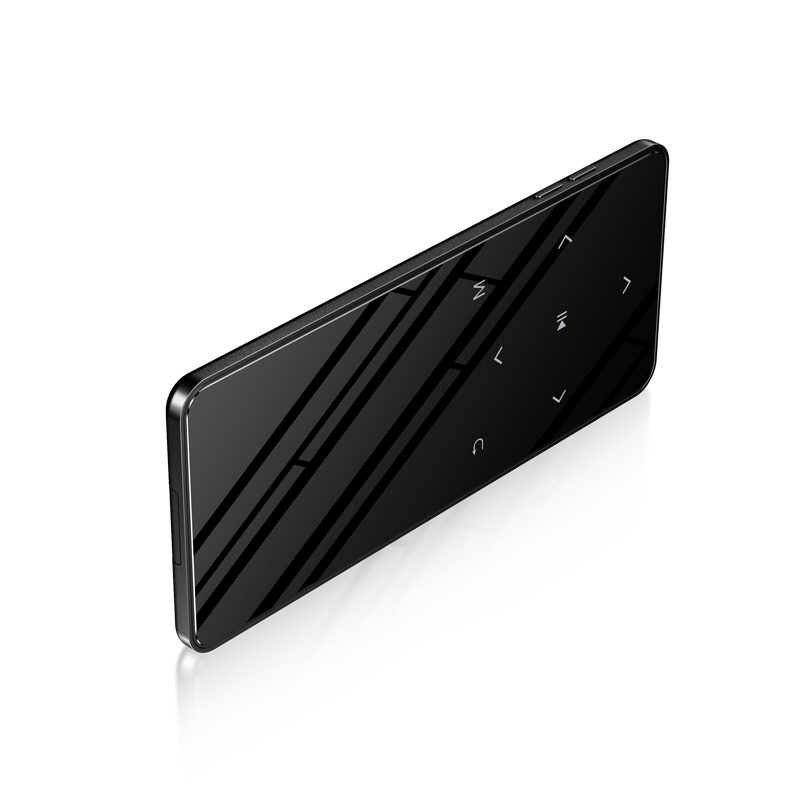 新バージョン lettore タッチハイファイ MP3 音楽プレーヤースリムウォークマン 4 グラム 8 グラム 16 グラムを実行するためのスーツウォーキングや登山エージェント bulit インスピーカー
