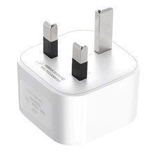 цена на New UK Plug Adapter US AU CN NZ To UK British Travel Adapter Electric Plug 10A 250V Power Charger Socket AC Converter Outlet