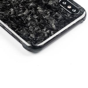 Image 5 - Nouveau étui de téléphone portable en Fiber de carbone Composite forgé pour iPhone XS MAX couverture complète Protection pour étui iPhone X XS XR