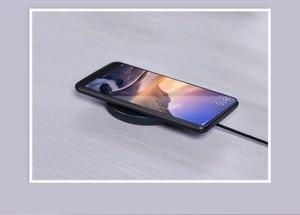 Image 5 - Originele Xiaomi WPC01ZM 10 w MAX Quick Charge Qi Draadloze Oplader Type C voor iPhone voor Samsung Voor huawei in voorraad