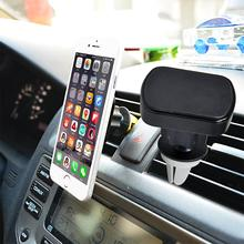 Universal Magnetic Car Mount Holder GPS Smartphone Cellphone Stand Bracket For Your iPhone 5 6 Samsung S5 HTC Mobile Phones
