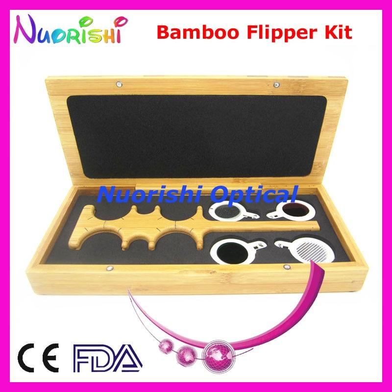 Bambú Flipper confirmación prueba marco del bastidor de lentes de ...