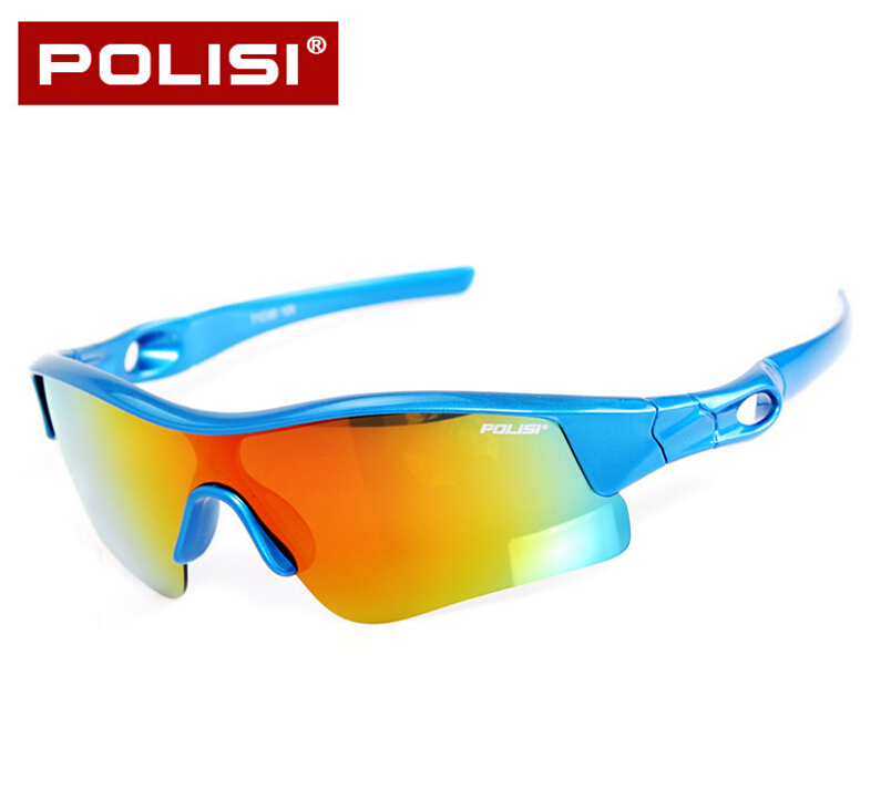 Prix pour Polisi new arrivée des enfants empêchent lunettes garçon fille équitation de bicyclette de vélo lunettes de soleil polarisées lunettes sports de plein air lunettes