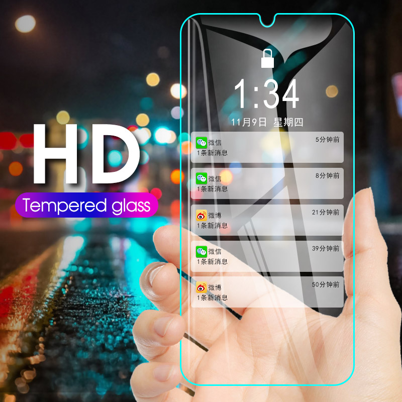 Tempered Glass For Samsung Galaxy A30 A50 Glass Screen Protector 2.5D 9H Premium Tempered Glass For Samsung A 50 A 30 Phone Film